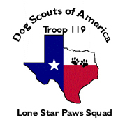 Dog Scouts of America Troop 119