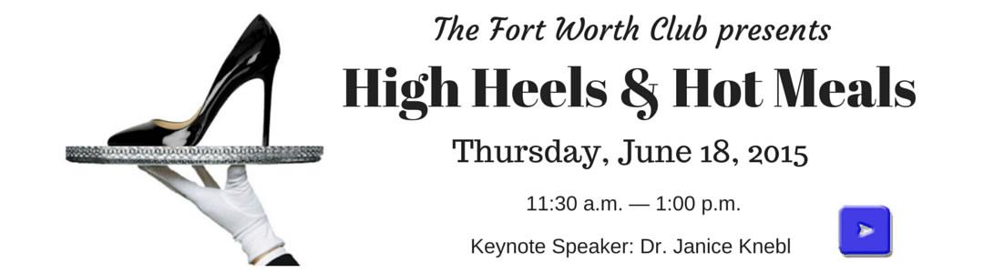 High Heels & Hot Meals