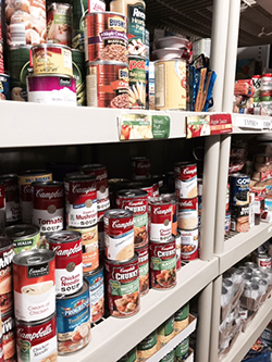home volunteer volunteer opportunities food pantry